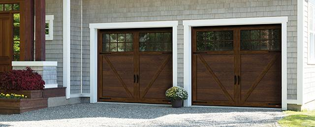 Princeton P 23, 8u0027 X 7u0027, Chocolate Walnut Doors And Overlays